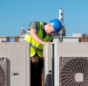 DuAll Heating & Cooling - Rooftop Units