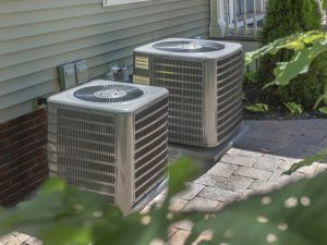 two-condenser-units