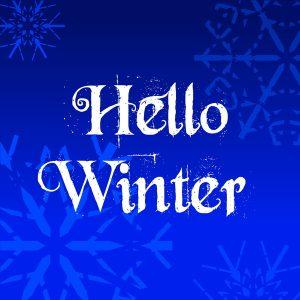 hello-winter